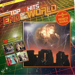 Top 10 Hits Of The End Of The World CD